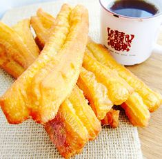 youtiao again: chinese cruller ~ highly recommended 又见油条