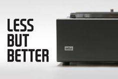 Image result for dieter rams record player