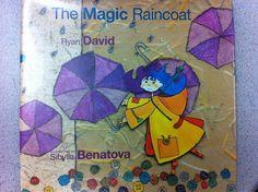 Literature and Art, The Magic Raincoat- Drip, Drip, Splatter Splash