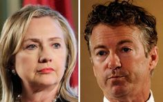 Rand Paul Hits A New Low By Begging People On The Internet For Dirt On Hillary Clinton