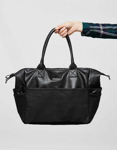 7051f812c069 Weekend bag - Bags - Bershka United Kingdom Winter Sale, Gym Bag, United  Kingdom