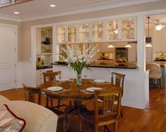 Dining Room: Kitchen And Dining Room Designs Wide Varieties Of Mesmerizing Dining Room Design Surely Confuses You 15
