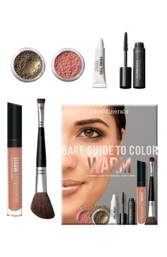 Bare Minerals Warm Color Kit