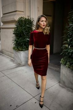 Christmas Classy Outfits Ideas For This Year 53 - Fi .- Weihnachten Classy Outfits Ideen für dieses Jahr 53 – Fiveno – Healthy Skin Care Christmas Classy Outfits Ideas For This Year 53 – Fiveno – - Christmas Outfit Women Dressy, Holiday Party Outfit, Holiday Dresses, Christmas Dresses, Christmas Parties, Christmas Holidays, Outfits For Christmas Party, Christmas Clothes, Dresses For Holidays