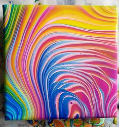 Top 10 Acrylic Paint Pouring Posts May 2019 Flow Painting, Drip Painting, Acrylic Painting Canvas, Acrylic Art, Acrylic Paintings, Canvas Art, Acrylic Pouring Techniques, Acrylic Pouring Art, Outdoor Acrylic Paint
