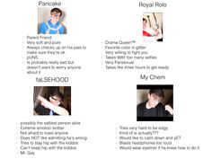 "softlogic: "" Tag Yourself as the Sanders Sides! (I'm Pancake)   /// I am falsehood but am kinda attracted to my chem tbh """