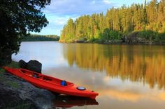 Inland sea kayaking trips offer new sea kayak adventures and challenges to even those who are used to extreme kayaking. Kayak Camping, Kayaking Trips, Hiking Trips, Whitewater Kayaking, Canoeing, Road Trips, Family Vacation Spots, Vacation Club, Vacation Ideas