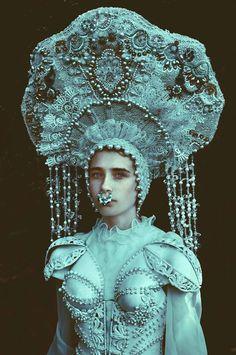 \Molchaniye Devushka (costume) by Agnieszka Osipa