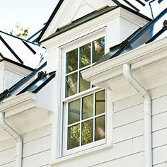 Best 55 Best Charcoal Metal Roof On White House Images Metal Roof House Roof Colors 400 x 300