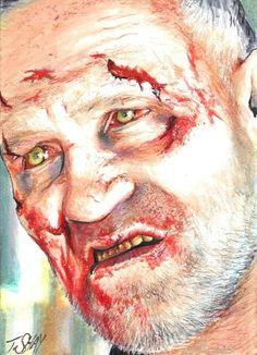 The+Walking+Dead+Merle+Walker+Sketch+by+Dr-Horrible.deviantart.com+on+@deviantART