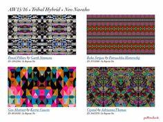 ILUSTRACIÓN DE MODA: TENDENCIAS / / PATTERNBANK INFORME DE TENDENCIAS PRINT - PARTE 1 A / W 2015-16