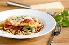 Chicken Parmigiana | Healthy Recipes | Womenz Magazine
