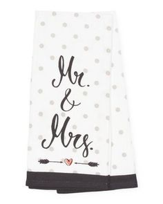 Wonderful Brand New W/ Tags   Cynthia Rowley Home Decor Kitchen Towels, Mr. U0026