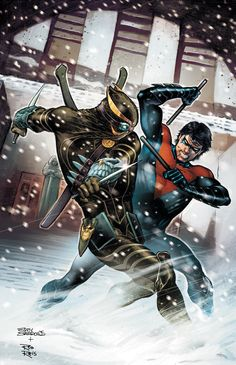 Nightwing vol 2 cover next comic on my wish list
