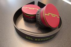 This stylish pair of SOL REPUBLIC headphones are shipping today!