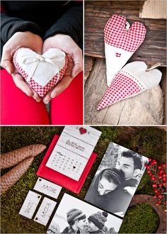 Rustic Italian Valentine Inspiration