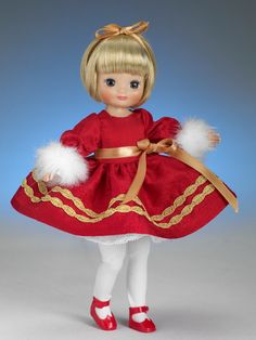 All I Want for Christmas | Tonner Doll Company