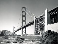 Wouldn't be much of a Northern Californian if I didn't include the Golden Gate Bridge in this collection.