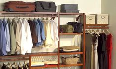 Bedroom Decorating Ideas with Closets