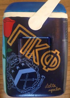 Pi Kappa Phi cooler!