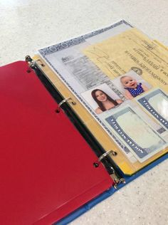 A great guide to making your own PCS binder!  A must for the next PCS... wherever that may be!