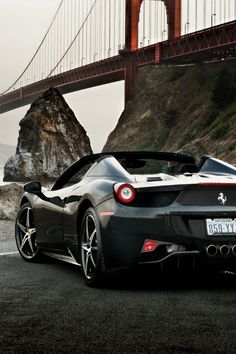 Ferrari 458. Definitely want to own one of these