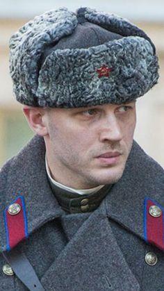 Tom Hardy as Leo Demidov - Child 44