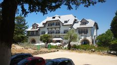 Elafos Hotel Rhodos Cypress Trees, Landscapes, Greek, Traveling, Island, Mansions, Beautiful, Country, House Styles