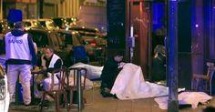 Ataque a Paris, pelos menos 128 mortos