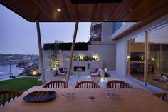 Spectacular riverside landscape design in Perth | Designhunter - architecture & design blog