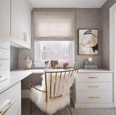 Login – Chic Home Office Design Home Office Design, Office Decor, Office Style, Office Ideas, Small Corner Desk, Sheepskin Throw, Creative Home, Kids Furniture, Interior Inspiration