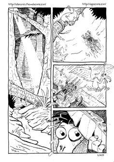 Islamundo: episodio 1, página 1