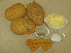 Patates Röşti İçin Gerekli Malzemeler Tiramisu, Diy And Crafts, Muffin, Food And Drink, Potatoes, Cookies, Vegetables, Breakfast, Easy