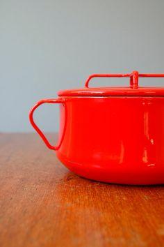 Dansk vintage pot.  I have this! Love it.