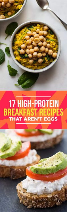 17 High-Protein Breakfast Recipes For People Who Don't Like Eggs