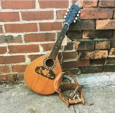 One of the newest additions in our shop! #vintage #mandolin #nashville #mainstreetrepublic