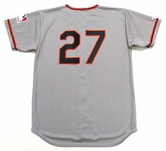 Giants Juan Marichal Throwback Jersey