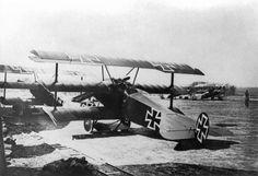 Fokker Dr1 - 425/17