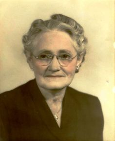 Mary Alice (Reese) Westfall, my gr-grandmother, b. 10 Mar 1882 in Upshur, West Virginia, d. 05 Jun 1955 in Buckhannon, Upshur, West Virginia, daughter of Benjamin David Reese and Sarah Ann Miles.