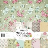 Needle & Thread 12x12 Paper Pack Bonus Sticker