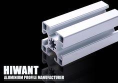 2m P4 LED strip light aluminium profile; anodised INOX diffuser end caps