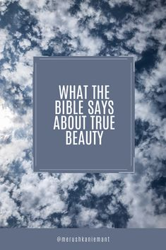 God doesn't look. He seeks. He looks in the inside and seeks the beauty in there! Go ahead and read what the Bible has to say on that matter:) God Is Amazing, Truth And Lies, Feeling Insecure, Damsel In Distress, Feeling Down, I Love Reading, Godly Woman, Look In The Mirror, Beautiful Soul