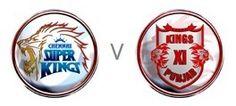 Chennai Super Kings vs Kings XI Punjab Live Streaming 18 April 2014