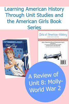 Girls of American History unit studies using American Girl books and dolls! Review + Giveaway! hsbapost.com