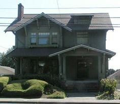 Shingled Craftsman House - Lloyd District | Flickr - Photo Sharing!