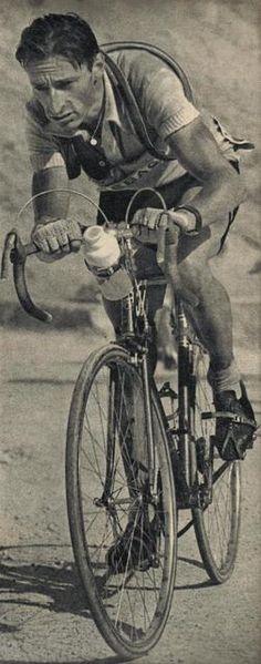 Tour de France 1954. Ferdi Kübler (1919-2016)