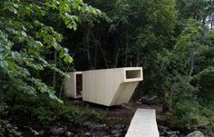 Formlos Architecture -Sauna