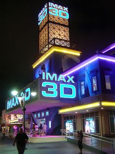How about watching porn in 3D on an Imax? #EdensBigO