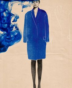 Sabine Pieper Fashion illustrations