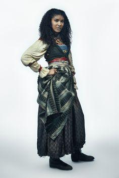 The Musketeers - Season 3 - Sylvie
